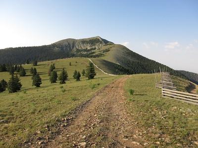 Lincoln & Otero Counties, Lookout Mtn & Sierra Blanca Peak - Jun. 24, 2017