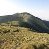 Sierra Blanca from Lookout Mtn.