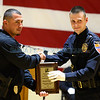 38 police cadets from 21 New Mexico police agencies became commissioned New Mexico police officers during a graduation ceremony on Friday, May 20, 2016, at the New Mexico Law Enforcement Academy in Santa Fe. Clyde Mueller/The New Mexican