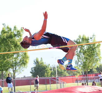Class 4A/5A/6A State high school Track and Field Championships held Friday, May 12, 2017 at the Great Friends of UNM Track Complex. Clyde Mueller/The New Mexican