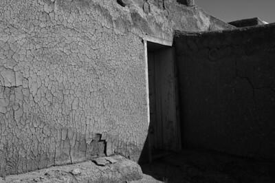 Taos Pueblo Wall