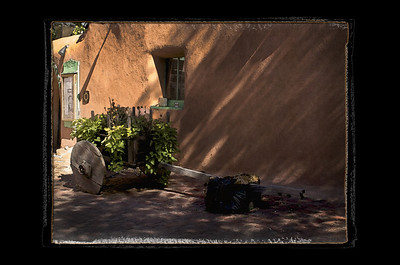 Back Alley, Taos, NM