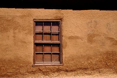 La Veta, Colorado Old window