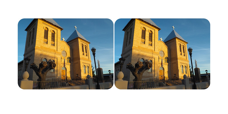 Basilica of San Albino, Mesilla