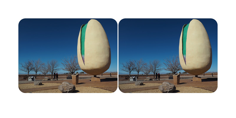 World's Largest Pistachio, Alamogordo