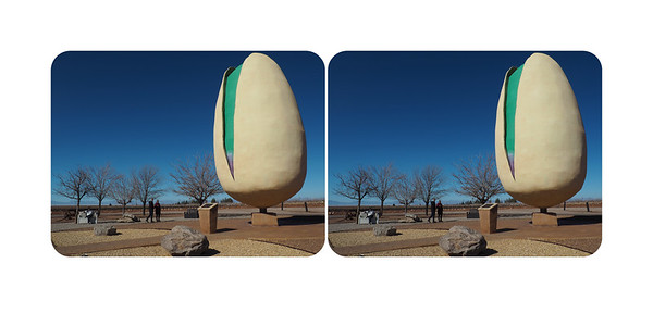 World's Largest Pistachio, Alamogordo