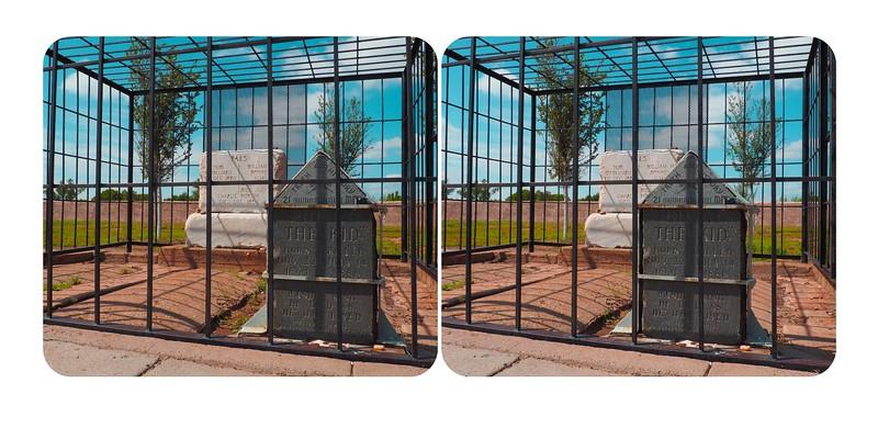 Billy the Kid's Grave, Fort Sumner