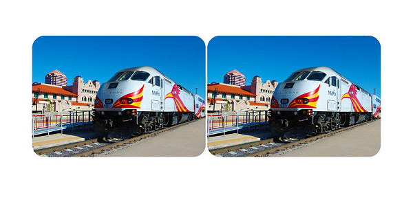 Rail Runner, Albuquerque