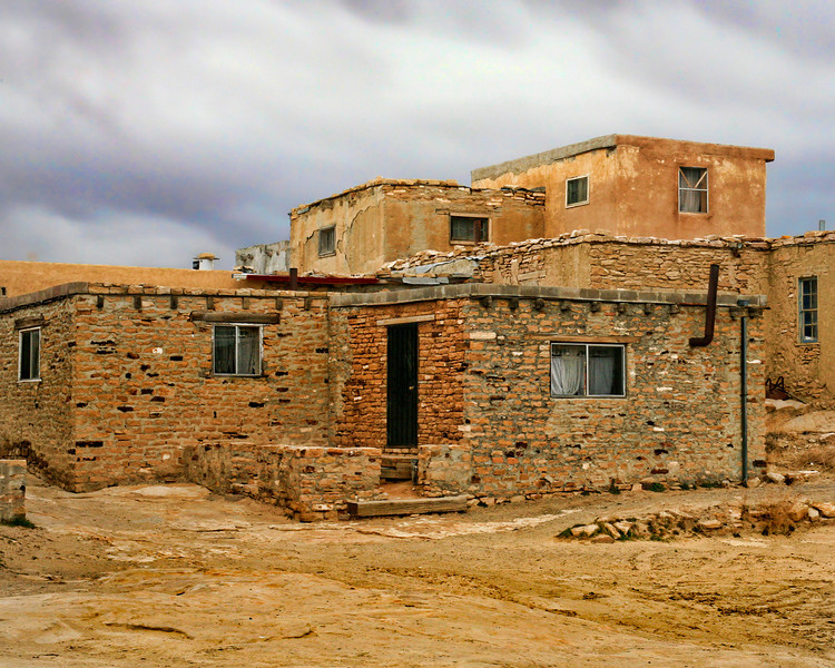 Acoma Homestead.