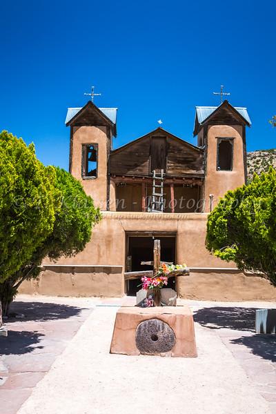 El Santuario de Chimayó is a Roman Catholic church in Chimayó, New Mexico, USA.