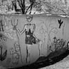 Water tank art