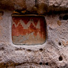 Rock Art - Bandelier National Monument, New Mexico.