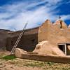 San Lorenzo Church - Picuris Pueblo, New Mexico.