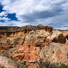 View from Chimney Rock Trail - Ghost Ranch, New Mexico.