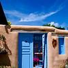 Door - Taos, New Mexico.