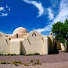 Dar Al Islam Mosque - Abiquiu, New Mexico.