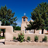 Mission San Francisco de Asis - Taos, New Mexico,