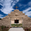San Lorenzo Church - Picuris Pueblo, New Mexico.