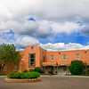 JVH Building, IHM Retreat Center, Santa Fe, New Mexico.
