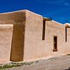 San Juan de los Lagos Church, Talpa, New Mexico.