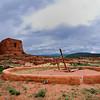 Kiva - Pecos National Historical Park, Pecos, New Mexico