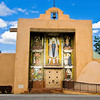 Immaculate Heart of Mary Chapel - Santa Fe, New Mexico