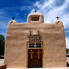 San Juan de los Lagos Church, Talpa, New Mexico