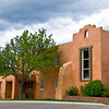Immaculate Heart of Mary Retreat Center, Santa Fe, New Mexico.