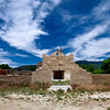 San Lorenzo Church, Picuris Pueblo, New Mexico.