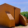San Geronimo Church - Taos, New Mexico.