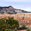View from Chimney Rock Trail, Ghost Ranch, New Mexico.