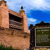 Church of San Jose de Garcia, Las Trampas, New Mexico.