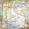 Bayfield CO to AZ border