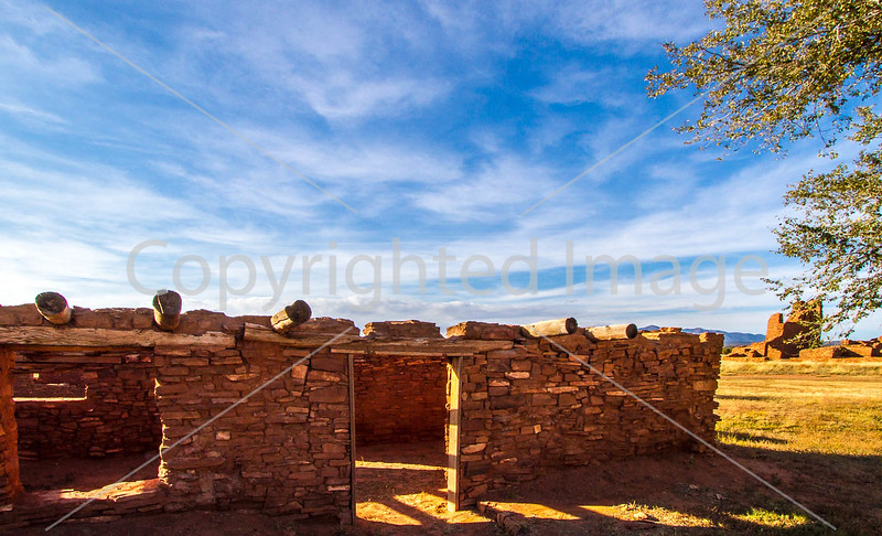 New Mexico - Abo unit of Salinas Pueblo Missions National Monument - D5-C2-0277 - 72 ppi