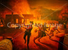 Paintings & displays in Anderson-Freeman Vis  Center & Museum in Lincoln, New Mexico -0299 - 72 ppi