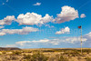 New Mexico - Fort Craig Nat'l Historic Site, south of Socorro - D6-C3-0208 - 72 ppi