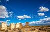 New Mexico - Fort Craig Nat'l Historic Site, south of Socorro - D6-C3-0228 - 72 ppi