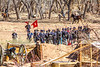 New Mexico - Battle of Valverde reenactment in 2012 - 2-25-12-C1-0249 - 72 ppi