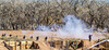 New Mexico - Battle of Valverde reenactment in 2012 - 2-25-12-C1-0170 - 72 ppi-2