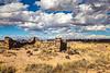New Mexico - Fort Craig Nat'l Historic Site, south of Socorro - D6-C3-0220 - 72 ppi