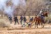 New Mexico - Battle of Valverde reenactment in 2012 - 2-26-12-C1-0160 - 72 ppi