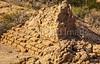 New Mexico - Fort Craig Nat'l Historic Site, south of Socorro - D6-C3-0231 - 72 ppi
