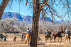 New Mexico - Battle of Valverde reenactment in 2012 - 2-26-12-C1-0118 - 72 ppi