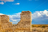 New Mexico - Fort Craig Nat'l Historic Site, south of Socorro - D6-C3-0230 - 72 ppi