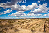 New Mexico - Fort Craig Nat'l Historic Site, south of Socorro - D6-C3-0244 - 72 ppi