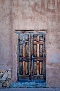 Santa Fe doorway - 3