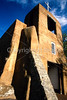 L nm sf 25 - ORps - Architecture in Santa Fe, New Mexico; San Miguel Mission Church - 72 dpi