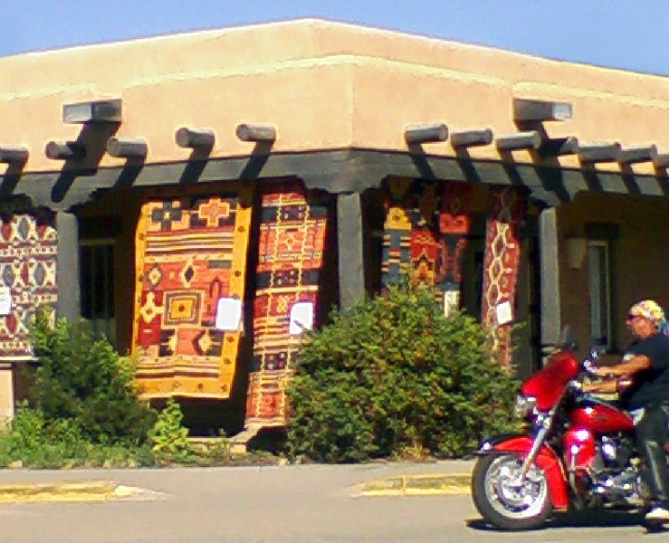 Native American Artisan Shop
