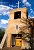 L nm sf 22 - ORps - Architecture in Santa Fe, New Mexico; San Miguel Mission Church - 72 dpi