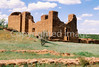 N nm salinas 4 - ORps - Quarai Ruins at Salinas Pueblo Missions Nat'l Monument in New Mexico - 72 dpi
